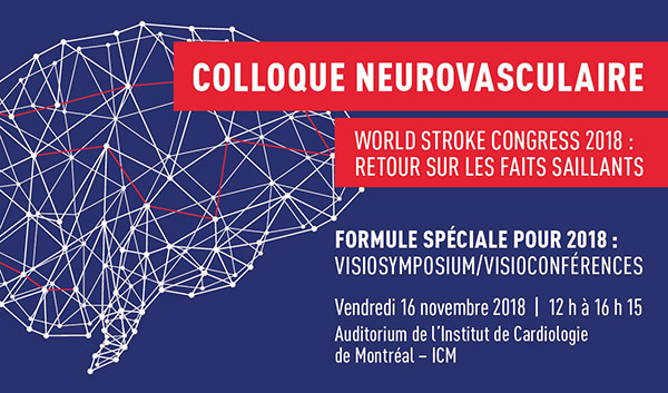 Colloque Neurovasculaire